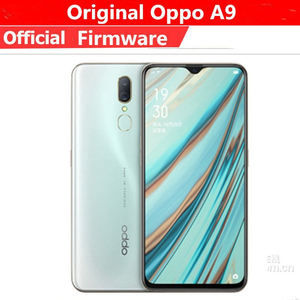 In Stock OPPO A9 Sim Free Phone 4G LTE Android 9.0 Octa Core 6.53
