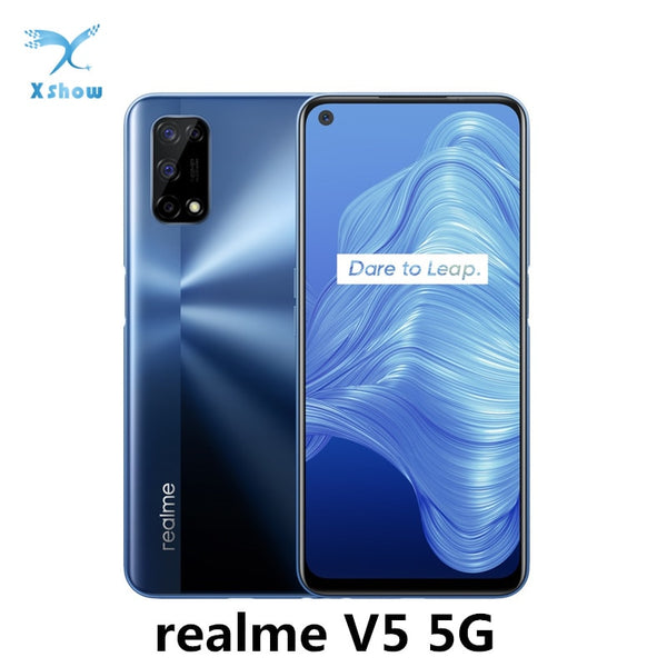 realme V5 6GB 128GB 5G Mobile Phone Octa Core 6.5