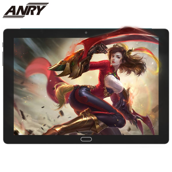 ANRY K30 Game Tablet Pc 10.6 Inch Android 8.1 Deca Core 4G Phone Call 128GB ROM 4GB RAM Dual Band Wifi 2.4G/5G Type-C Tablets