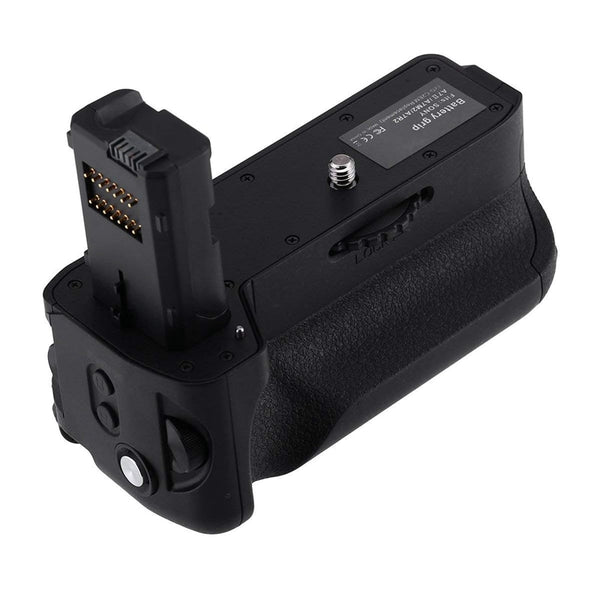 Vg-C2Em Battery Grip Replacement For Sony Alpha A7Ii/A7S Ii/A7R Ii Digital Slr Camera Work With Np-Fw50 Battery