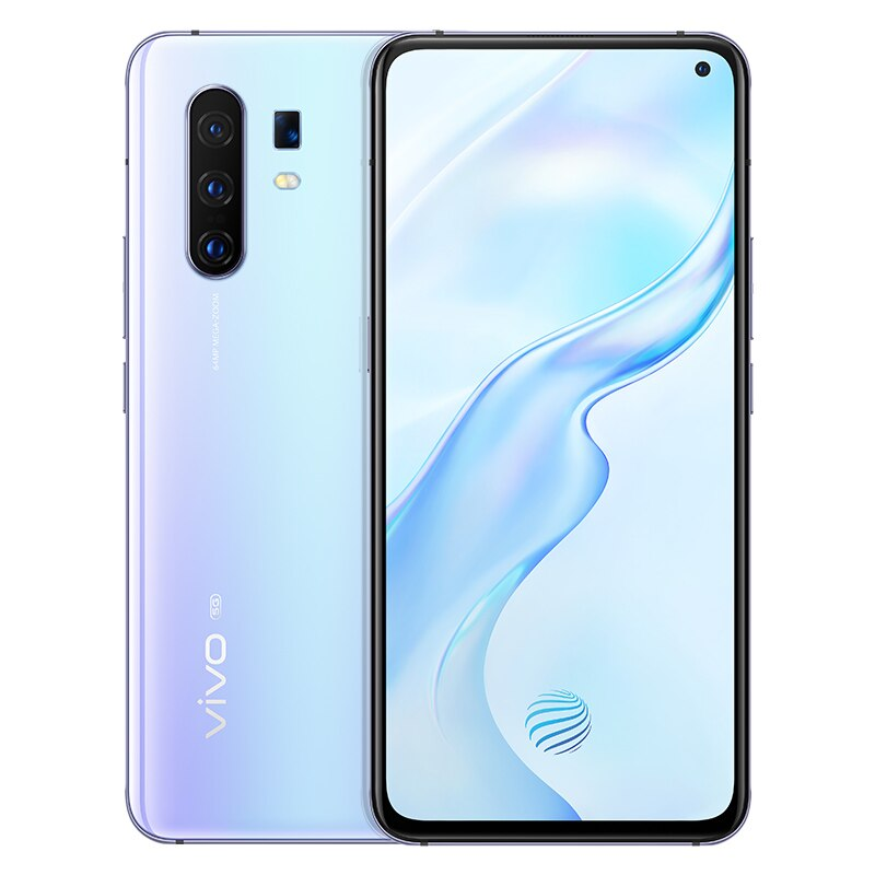 "In Stock Vivo X30 Pro 5G Smart Phone Exynos 980 Android 9.0 6.44"" 2400x1080 8GB RAM 256GB ROM 64.0MP+32.0MP+13.0MP+8.0MP+32.0MP"