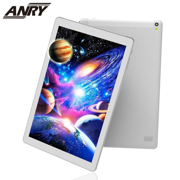 ANRY A1008 Tab 10.1 inch Touchscreen 32 GB Tablet 2 GB RAM Wifi GPS android Metal case 4G Phone Call Tablet Pc Dual Camera