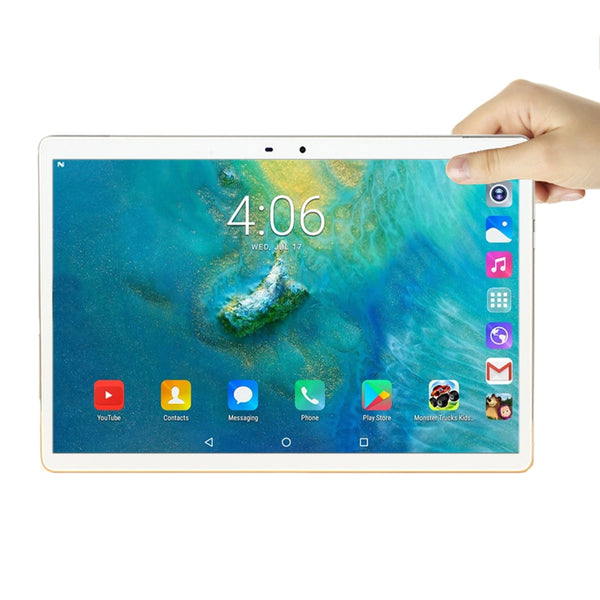 10 inch Tablet PC 4G-LTE Deca Core X20L EU CE Camera 13.0mp  64GB ROM 1920*1200 HD IPS G+G Android GPS child Tablets TYPE-C USB