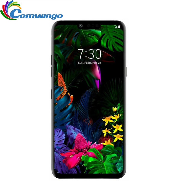 Original Unlocked LG G8 ThinQ G820N G820UM  LTE Android Phone Snapdragon 855 Octa Core 6.1