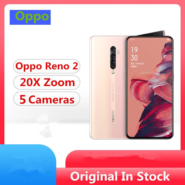 Oppo Reno 2 20x zoom Smart Phone Snapdragon 730 6.5
