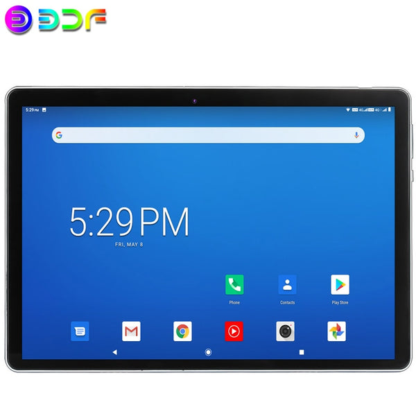 New 10 inch Tablet PC 4G Phone Call Android 9.0 tablets 4GB Rom 64GB WiFi Bluetooth 4.0 GPS 10.1 tablet SC9863A IPS Dual SIM