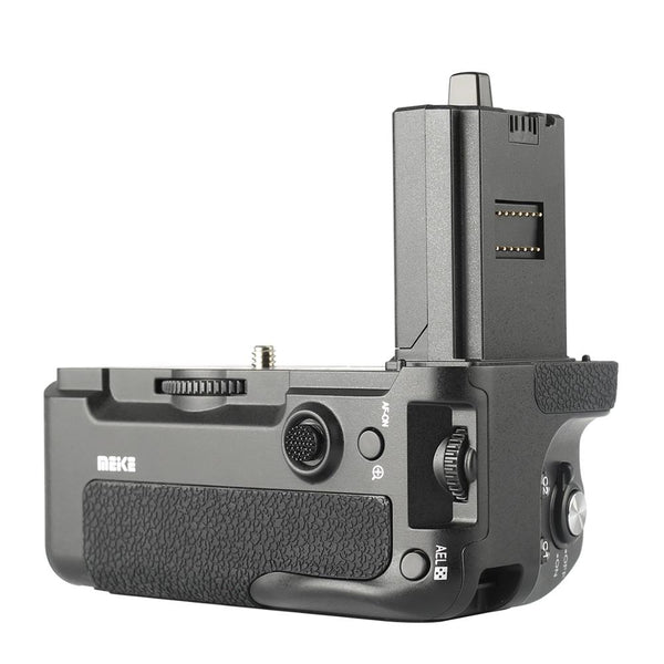 Meike MK-A7R IV Battery Grip For Sony A7RIV, A7IV, A9II Cameras