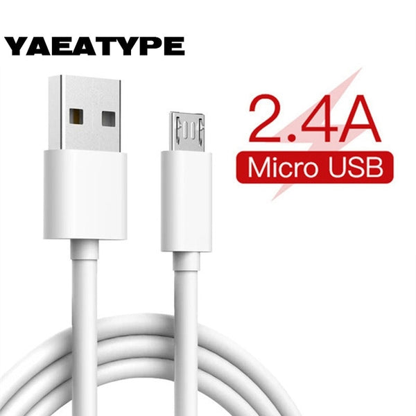 Android Charger Cable Cord Long Micro Usb Cable Kabel 2m 3m Microusb Cabel For Xiaomi Huawei P8 P9 Lite 7X 6X 8X Max