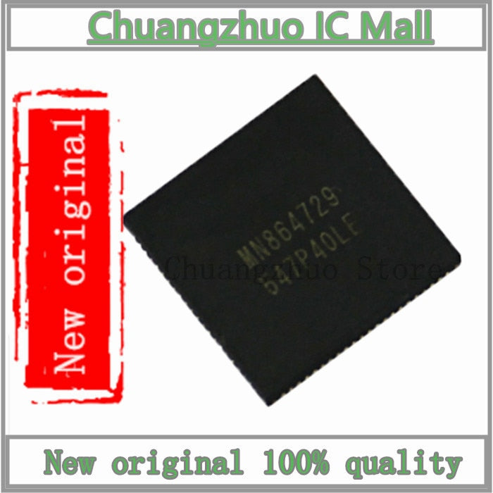 10PCS/lot New original  MN864729 for PS4 slim pro cuh 1200 HDMI Port Socket Interface Connector ic original new QFN IC Chip