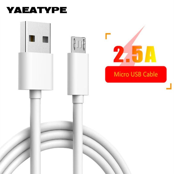 Cable Micro Usb Charging Data Cable Mobile Phone Charger For Samsung Galaxy J3 J5 J7 J2 2017 2018 S7 Edge S6  For Samsung S7