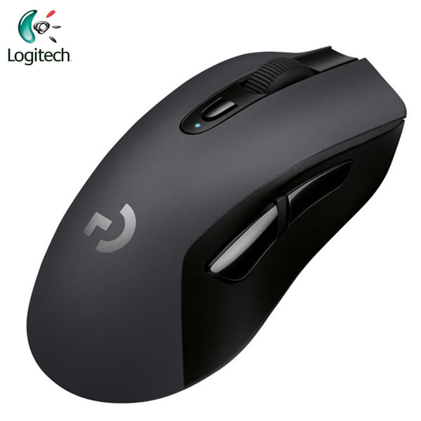 Logitech (G) G603 LIGHTSPEED wireless Bluetooth without packaging mouse gaming mouse eating chicken mouse PUBG 12000DPI (G603-bk-nobox)