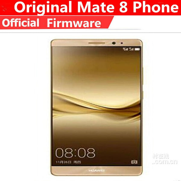 International Firmware HuaWei Mate 8 4G LTE Cell Phone Kirin 950 Android 6.0 6.0