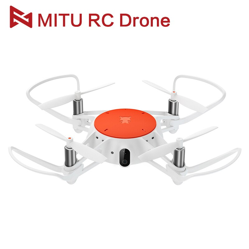 FIMI Mitu RC Drone Remote Control Mini Smart Aircraft Quadcopter Infrared Fight Accurate Hovering 360D Rolling 720P HD Camera