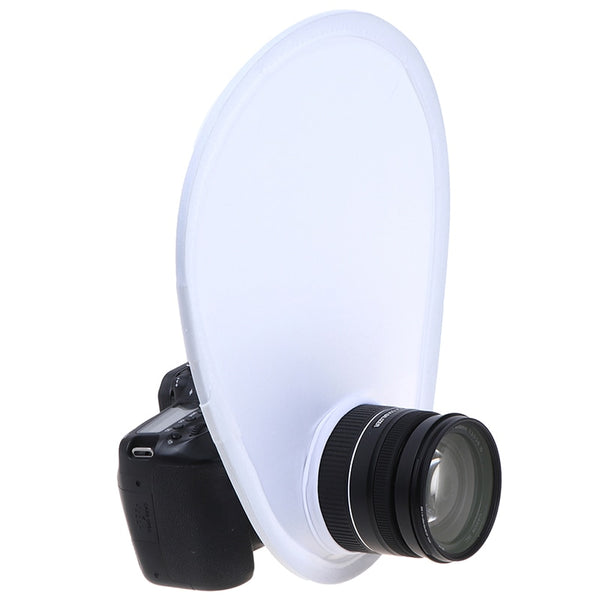 Photography Flash Lens Diffuser Reflector Flash Diffuser Softbox For Canon Nikon Sony Olympus DSLR Camera Lenses