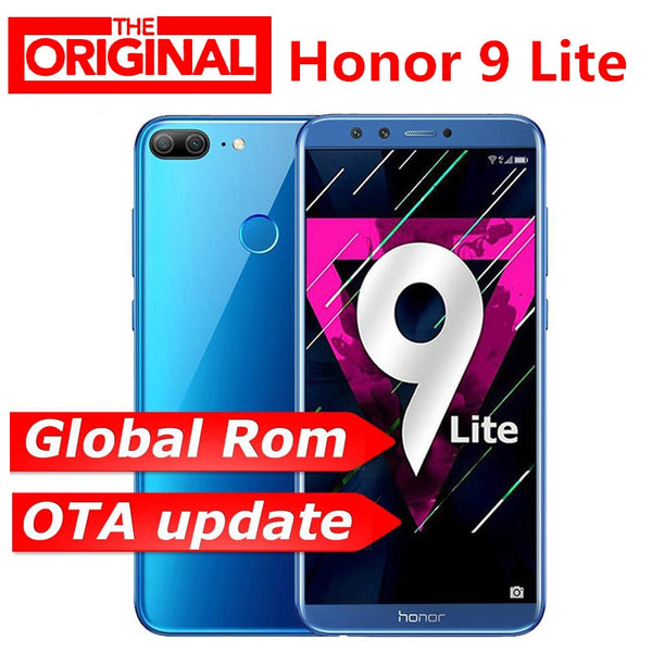 Stock!Honor 9 Lite Mobile Phone Dual honor9 lite 5.65