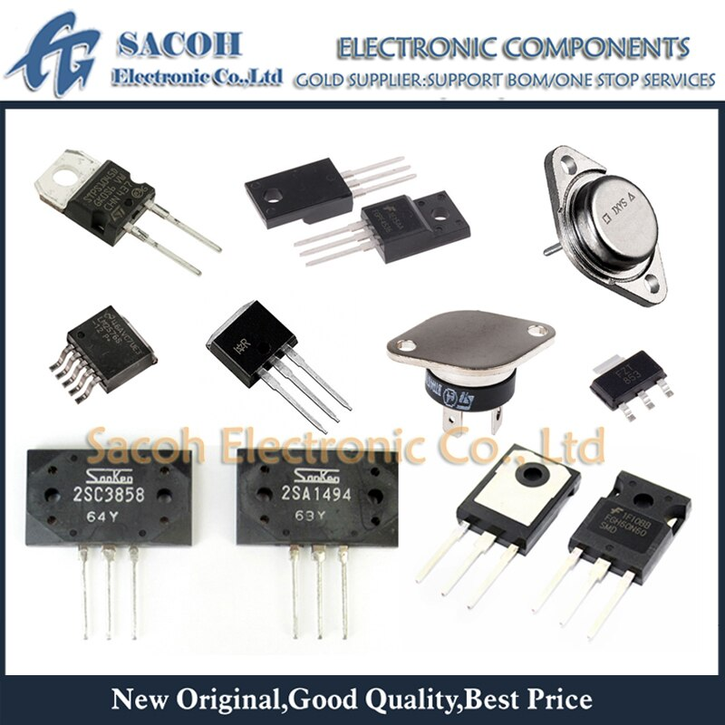 Free shipping 5Pcs IRFP3006PBF IRFP3006 3006 TO-247 270A 60V 2.1Mohm Power MOSFET transistor
