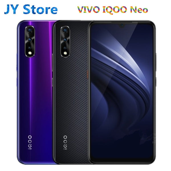 vivo iQOO Neo Mobile Phone celular 8GB 128GB 6.38