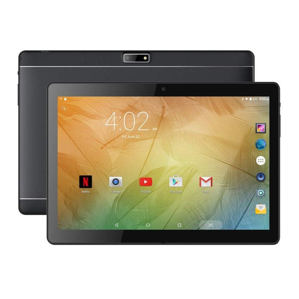 Russia Warehouse Ship Andriod 7.0 10.1 Inch Tablet PC WiFi Bluetooth IPS 1920x1200 Touch Screen 2GB RAM +32GB ROM Dual Camera (Black)