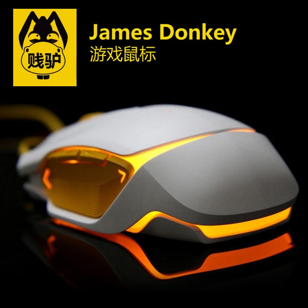 100% original professional gaming mouse LOL cybersports CF laptop desktop computer USB wired mouse