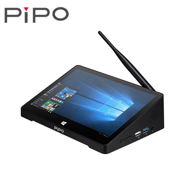 PiPo X10 Pro Win 10 Mini PC intel Z8350 Quad-Core 4GB Ram 64GB Rom 10.8 inch 1920*1280 IPS WiFi RJ45 HDMI 10000mAh