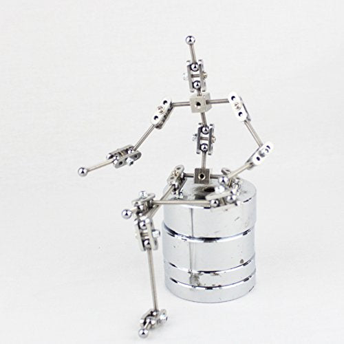 SMA-22.5 22.5cm tall diy Studio armature Kit for stop motion character
