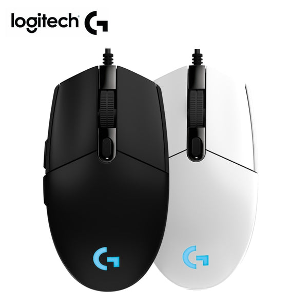Logitech mouse G102 PRODIGY gaming mouse with New 8000DPI logitech wired mouse for overwatch DOTA PUBG LOL mouse gamer