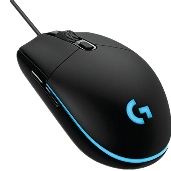 Logitech G102 IC PRODIGY Gaming Mouse  Optical 8,000DPI, 16.8M Color LED Customizing, 6 Buttons -International Version