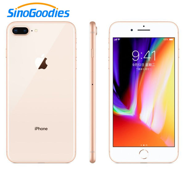 Unlocked Apple Used iphone 8 / iphone 8 Plus Smartphone iOS 2GB / 3GB RAM 64/256GB ROM 12MP Fingerprint 2691mAh LTE Mobile Phone