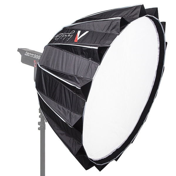 Aputure Light Dome II Studio Reflector Softbox Bowens Mount for Aputure 120T 120D 120D II 300D 300D II LED Video Light