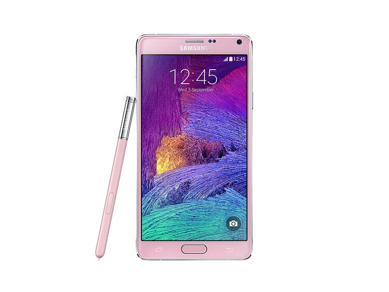 Unlocked Samsung Galaxy Note 4 note4 N910F  5.7 Inch 3GB+32GB Quad Core 16MP Camera