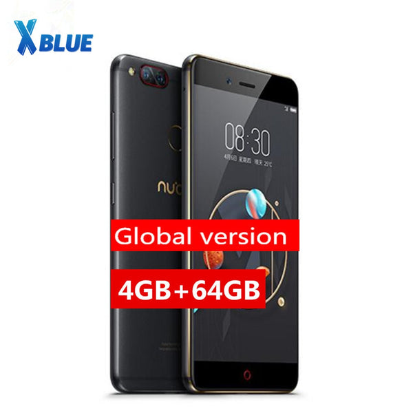 Original Global Version Nubia Z17 Mini phones 5.2