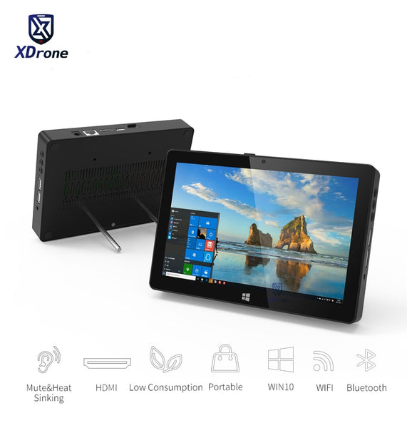 Portable Business office Tablet PC Windows 10 Home Intel Z8300 8