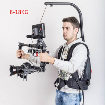 FREE DHL AS EASYRIG Vest rig Serene arm easy rig Flowcine serene Video Gimbal support rig for DJI Ronin 3 AXIS gimbal stabilizer