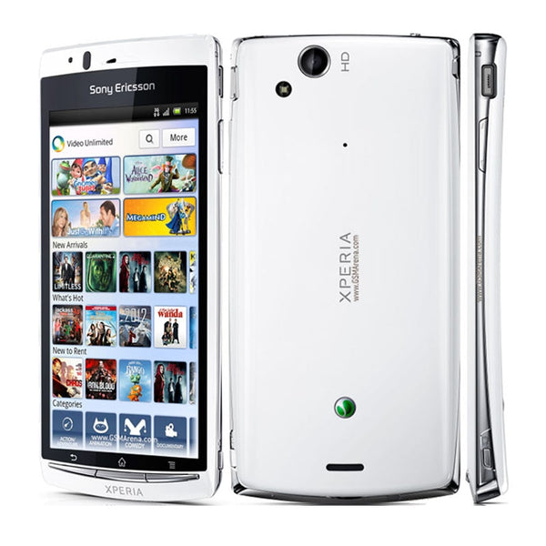100% Original Sony Ericsson Xperia Arc S LT18i Mobile Phone Unlocked 3G WIFI 4.2