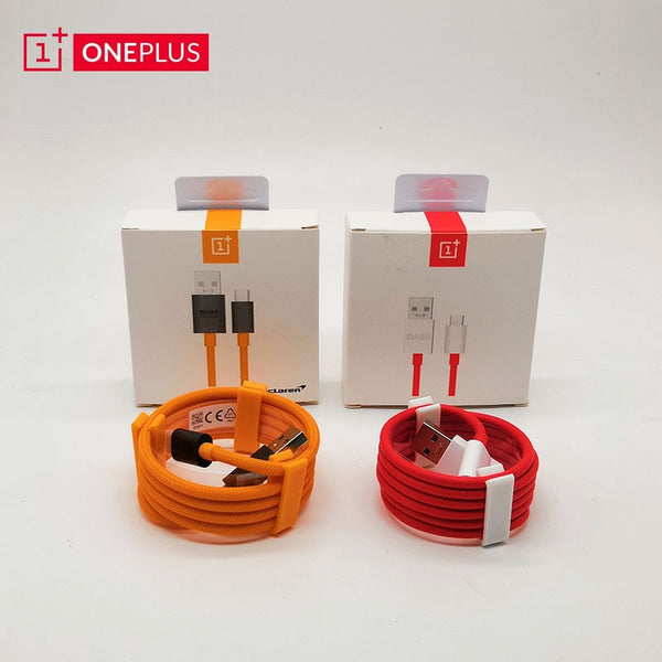 Nylon Original Oneplus 8 7 pro 6t 6 5t 5 3t Mclaren Cable USB Type C warp Dash Charge Fast Charging USB-C Oneplus cord 1m 5v 4a