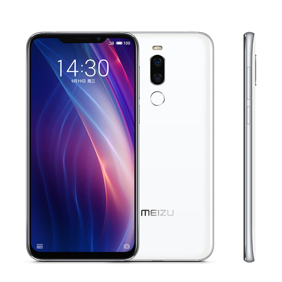 Global Version Meizu X8 4GB RAM 64GB ROM Mobile Phone Snapdragon 710 Octa Core 6.15'' 2220x1080P Front 20MP Camera Fingerprint