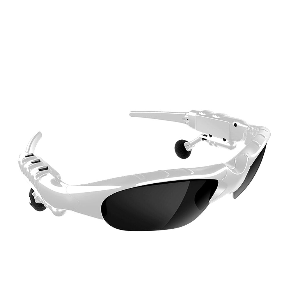 Stereo Bluetooth Glasses Music Bluetooth Phone Wireless Earphones Sport Headphone With Anti UV400 Polarizing Lens For Sport