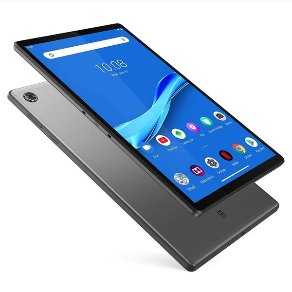Original Lenovo Tab M10 Plus TB-X606F 10.3 inch 4GB RAM 64GB ROM Android 9 Pie MediaTek P22T Octa-core Tablet PC 13.0MP 7000mAh