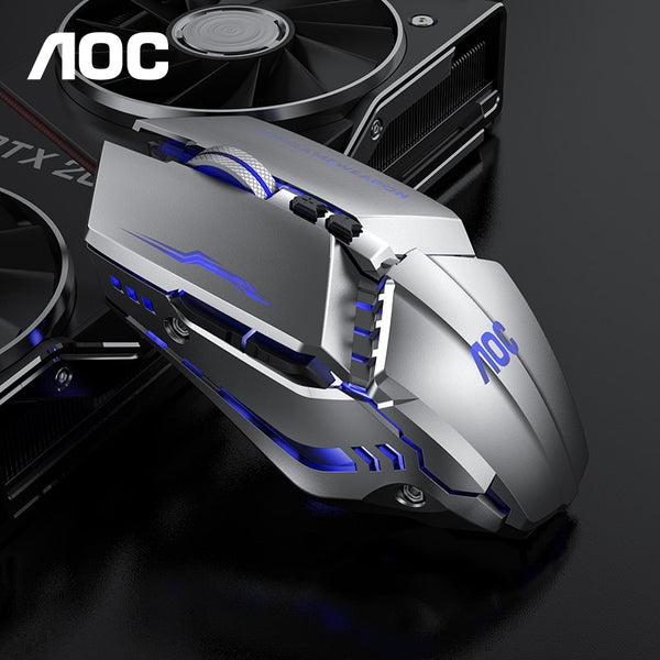 Professional Gamer Gaming Mouse 3200 DPI Adjustable Wired Optical LED Computer Mechanical Mice USB Mouse for laptop PC Gamer