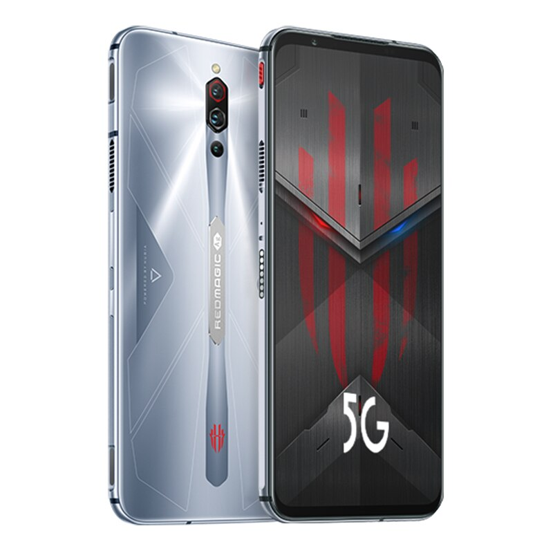 "Global version Nubia Red magic 5S Mobile phone 144Hz Screen refresh rate 6.65 ""AMOLED Snapdragon 865 8GB 128GB 5G Smartphone"
