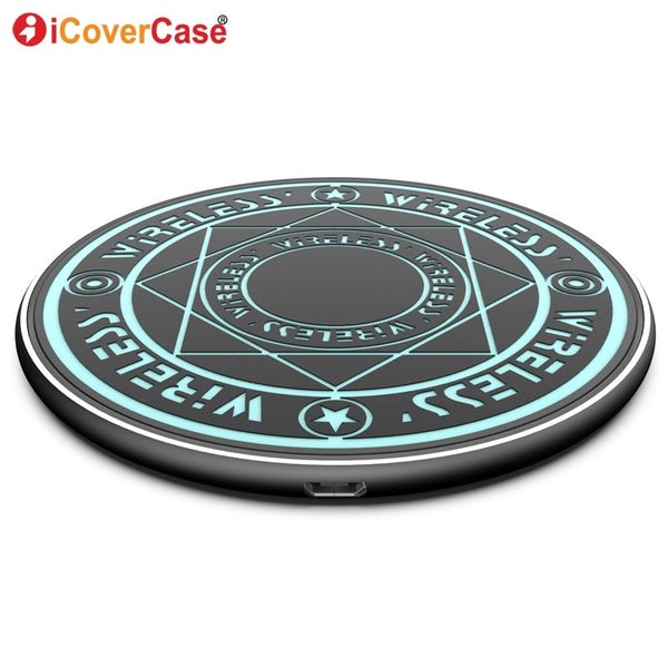 Qi Wireless Charger For Blackview BV6800 Pro BV5800 pro BV9500 BV9600 Pro Fast Charger Charging Pad Power Case Phone Accessory