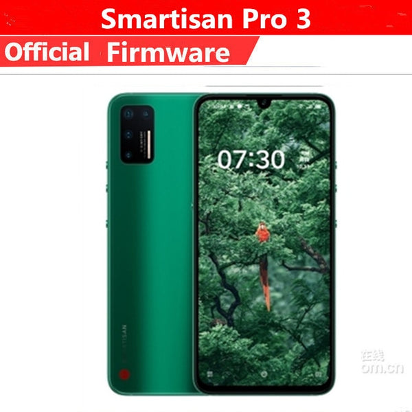 Original Smartisan Nut Pro 3 Mobile Phone Snapdragon 855 Plus 6.39