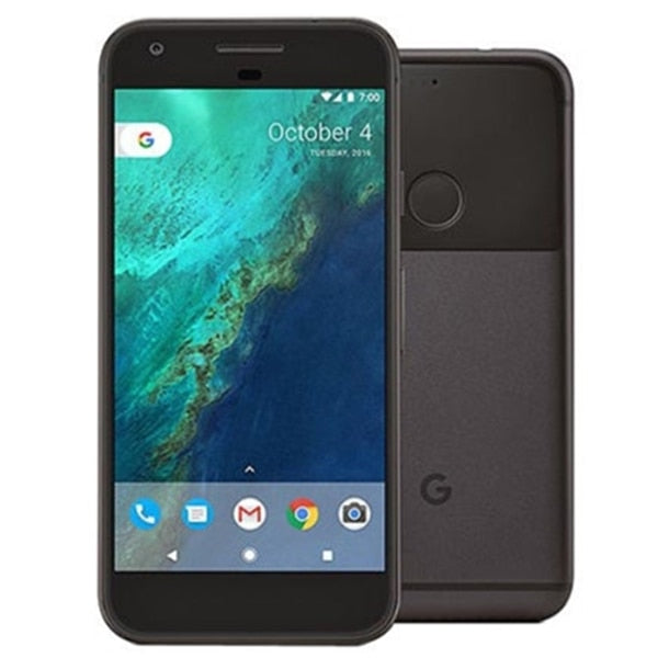 Google Pixel 5.0 Inch Quad Core Single SIM 4G LTE 4GB RAM 32GB/128GB ROM Android Original Unlocked Smartphone