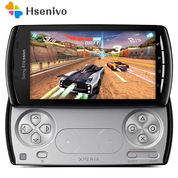 100% R800i Original Sony Ericsson Xperia PLAY Z1i R800 Mobile Phone 3G WIFI GPS 5MP Android Cell phone Free shipping