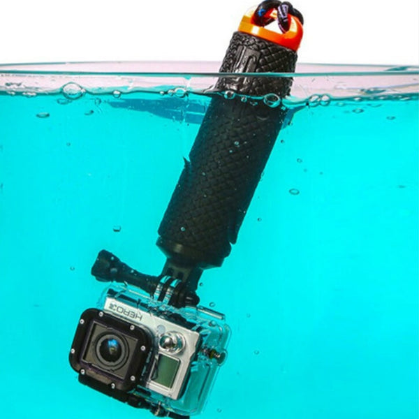 Water Floating Hand Grip Handle Mount Float accessories for Go Pro Gopro Hero 8 7 6 5 4 Xiaomi Yi 4K SJ4000 SJ5000 Action Camera