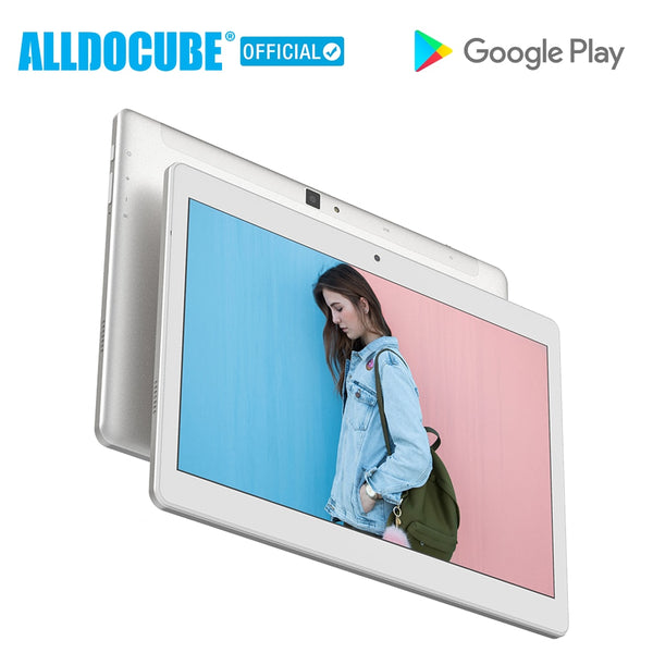 ALLDOCUBE M5X Pro 10.1 Android 8.0 Tablet PC MTK X27 10 core 4G Phone Call Tablets 4GB RAM 128GB ROM Dual WIFI 2560*1600 IPS