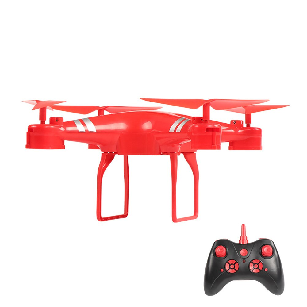 Four Axis Rechargeable Wide Angle Professional With Camera Quadcopter RC Toys 3D Flips Hold Height Wifi Transmission Drone ABS