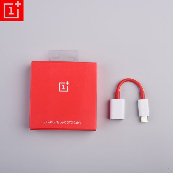 Oneplus 8 Pro Type C to USB OTG Converter Data Transmission Cable Adapter Support Pen Drive/U One plus 1+ 3 3T 5 5T 6 6T 7 pro (red 10CM)