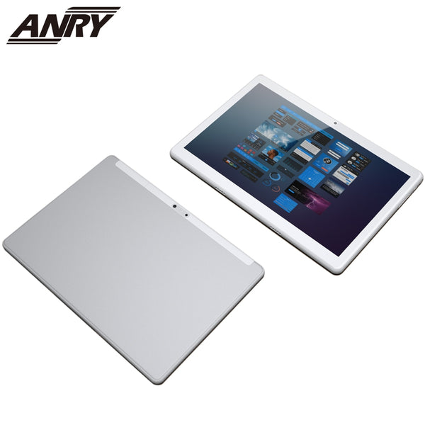 ANRY RS20 10 inch Tablet Pc Android 8.1 Google Market 4G Phone Call Bluetooth Wifi GPS 2GB+32GB 10.1 tablets CE Certified
