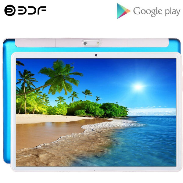 New Arrival Android 9.0 Tablet Pc 10.1 Inch Octa Core Google Play GPS WiFi Bluetooth Dual 4G SIM Card 4G LTE Phone Call Tablets
